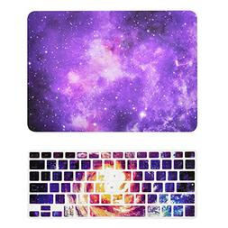 TOP CASE – 2 in 1 Bundle Deal 13-Inch Galaxy Graphic Rubbe