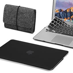 GMYLE MacBook Air 13 Inch A1369 / A1466  3 in 1 Bundle, Scra
