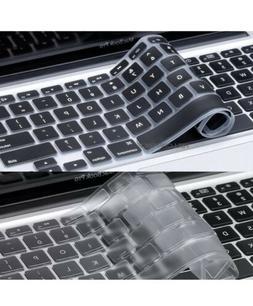 2 Pack Silicone Keyboard Cover Skin 4 Apple Macbook Pro MAC