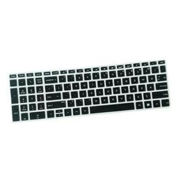 2× Silicone Notebook Keyboard Skin Cover For HP 15.6''BF La