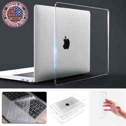 "For 2018-2019 MacBook Air Pro 13"" 16"" Touch Clear Hard Shell"