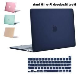 "For 2019 New Macbook Pro 16"" i-mosiso® Slim Matte Protectiv"