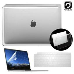 2020 For Macbook Air 13 Inch Clear Hard Case & Keyboard & Sc