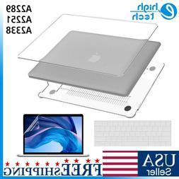 "For 2020 Macbook Pro 13.3"" A2289 A2251 Hard Case Keyboard Co"