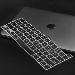 LENTION 2020 MacBook Pro A2141 A2289 Silicone Keyboard Cover