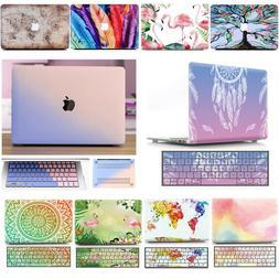 2in1 Matt Hard Protective Case + Keyboard Cover for Macbook
