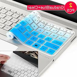 """Keyboard Cover for HP Envy x360 2-in-1 15.6"""" Laptop Series"""