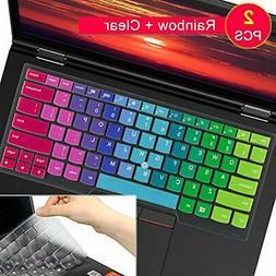 2PcsKeyboard Cover Keyboard Skins Skin For Lenovo Thinkpad X