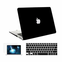 Mosiso 3 in 1 Air 13 Hard Shell Case Cover for Macbook  + Si