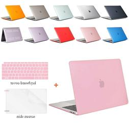Mosiso 3in1 Hard Shell Cover Case for Macbook Air 13+Keyboar