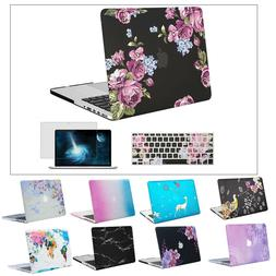 Rubberized Shell Case for Macbook Pro 13 Retina Air 13.3 Lap