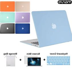 4in1 Laptop Shell Cover Case for Macbook Pro 13 A2159 15 w/o