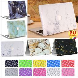 6 color marble matte hard case keyboard