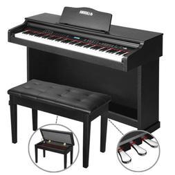 88 key lcd digital electric piano keyboard