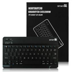 Fintie 9 inch Slim Bluetooth Keyboard for iPad 9.7'' 6th 201