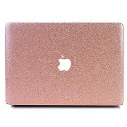 "B BELK-New MacBook Pro 13"" Case,2 In 1 Bling Crystal Smooth"