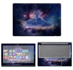 Decalrus - Protective Decal Space Skin Sticker for Lenovo Id