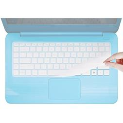 For HP Stream 14 Keyboard Cover for HP Stream 14 Inch Laptop