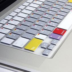 GMYLE Mac OS X OSX-M-CC-2 Shortcuts Hot Keys Keyboard Cover