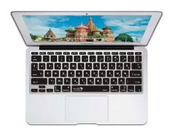 KB Covers Keyboard Cover for MacBook Air 11 - Russian