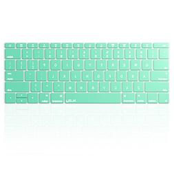 Kuzy MINT GREEN Keyboard Cover for MacBook Pro 13 inch A1708