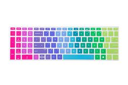 "Leze - Ultra Thin Keyboard Cover for 15.6"" HP Pavilion X360"