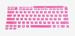 Leze - Ultra Thin Silicone Keyboard Cover Skin Protector for