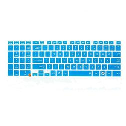 Leze - Ultra Thin Silicone Keyboard Protector Cover Skin for