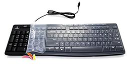 Leze - Ultra Thin Silicone Keyboard Protector Skin Cover for