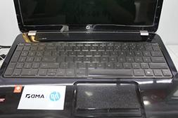 Leze - Ultra Thin TPU Keyboard Skin Cover for HP Pavilion 15