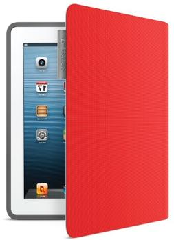 Logitech Folio for iPad 2/3/4, Mars Red