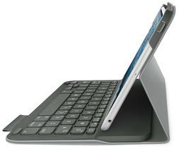 Logitech Ultrathin Keyboard Folio for iPad mini - Veil Grey