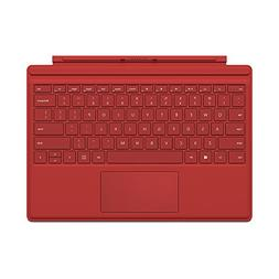 Microsoft Type Cover for Surface Pro  - Red