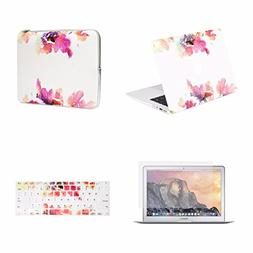 TOP CASE - 4 in 1 Bundle Deal Air 13-Inch Vibrant Summer Gra