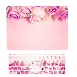 "TOP CASE - MacBook 12"" Retina Display 2 in 1 Bundle, Floral"