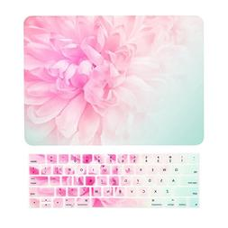 TOP CASE - MacBook Pro 13 WITH Touch Bar  2 in 1, Floral Pat