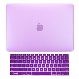 TOP CASE - Macbook Pro 13 WITHOUT Touch Bar  2 in 1, Rubberi