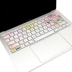 TOP CASE - Silicone Keyboard Cover for New 2017/2016 MacBook