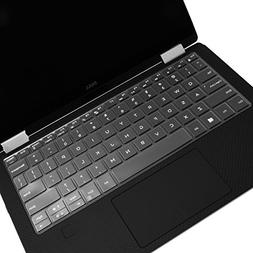 TOP CASE - Ultra Thin Invisible Keyboard Protector Cover Com