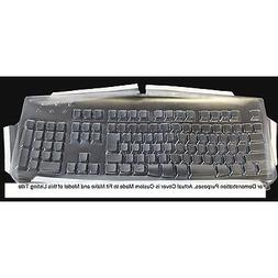 Viziflex Keyboard Cover for Microsoft 1000 ,Keeps Out Dirt D
