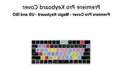 Y Premiere Pro Cover for Apple Keyboard with Num Pad