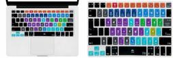 HRH Ableton Live Shortcuts Hotkey Silicone Keyboard Cover Sk