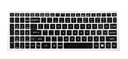 Acer Aspire VX 15 Accessories, CASEBUY Keyboard Cover for 15