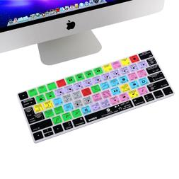 XSKN Adobe After Effects CC Shortcut Keyboard Cover for Appl