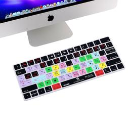 XSKN Adobe InDesign CC Shortcut Keyboard Cover for Apple Mag