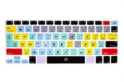 Adobe Premiere Pro CC MacBook Silicone Shortcut Hot Key Keyb