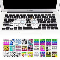 allytech keyboard cover silicone skin macbook pro imac air