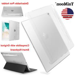 "For Apple iPad Pro 10.5"" Clear Back Slim Case Cover Compatib"