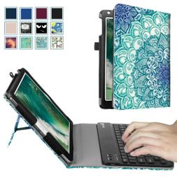 Fintie Apple iPad Tablet Slim Leather Folio Stand Cover Case