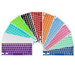 "For Apple Macbook Pro 13"" 15"" Retina / Air 13"" Silicone Keyb"